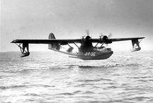 Catalina watervliegtuig