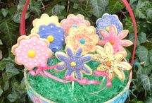 Easter baskets/gifts