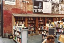 Bøker, bibliotek, bokhandel