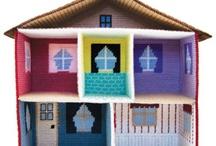 Canvas Plastic House