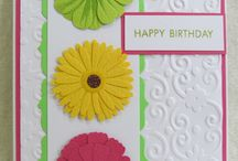 B- Day Cards