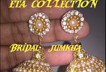 silk thread earring / Silk Thread Jewellery Silk thread accessories Handmade thread jewellery Customised according to your choice Silk threads bangles and earrings for order whatsapp no 7899969525 and follow on facebook - https://www.facebook.com/eta.collection/ Instagram - https://www.instagram.com/eta_collections/