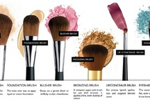 Cruelty-Free Makeup Brushes / Our make-up brushes use artificial hair instead of goat hair, which helps make sure your conscience stays clean and our goats stay bearded. Which is as it should be, after all. / by The Body Shop