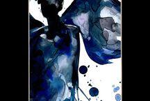 Art, watercolor 2