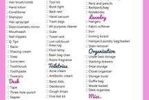 Residence Ideas :)