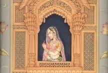 moghul miniature