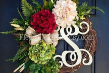 Wianki / wreaths for front door christmas xmas