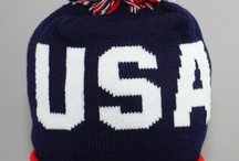 Hats gloves scarfs