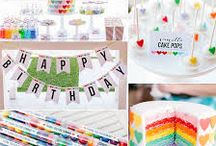 Birthday Theme ideas