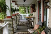 Our New Front Porch