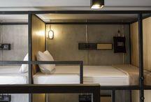Hostel ágy