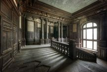 Magical and abandoned buildings