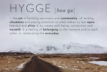 Hygge Valentine's #TheCoastalWay / Inspiration for a Hygge Valentine's Day with Coastal Cottages.