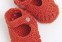Crochet and knitting patterns for babies/Hekel- en breipatrone vir babas