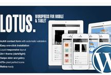 Premium Mobile WordPress Themes / Access your website from everywhere. This digital era of brand technologies makes people sit and read the blogs and news in their own comfort, it is not limited to an internet cafe or in front of a home system. Smartphones, iPads and tablet made the life pretty easy. Check out these Best Premium Mobile WordPress Themes, the ideal responsive themes for a WordPress website