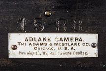 Adlake Camera / Adams & Westlake Co. of Chicago, Illinois USA