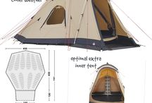 Camping/tents