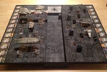 X-Wing Jogo de Miniaturas: Minhas Criações