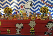 decoração Snoop