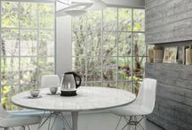 Dining Room Decor Ideas / Get inspired with our selection of decor ideas for living rooms.