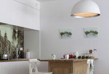Wnętrza - kuchnia / Kuchnie zaprojektowane w pracowni Jacek Tryc-wnętrza