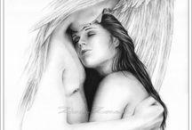 Liebespaar Zeichnungen