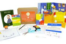Box et ateliers pour enfants