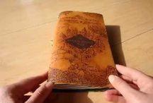 Traveler's notebooks and notebooks