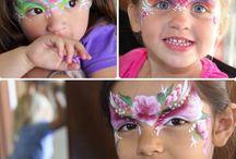 Prinsessen schminken