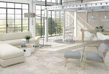 Living room / Cozy environments. Interior Design. Home.