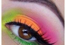 Katy Perry makeup etc