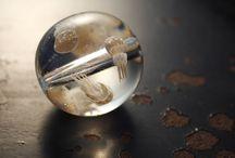 Glass Beads by Gen Masunaga