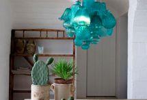 Luminaires pour les grands espaces, lustres, lampadaires, suspension