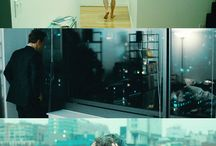 color grading space