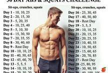 Fitnes pre mužov