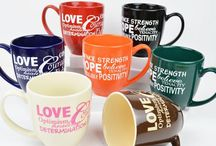 Cancer Drinkware / Drink in Style with Cancer Mugs, Water Bottles, and Tumblers
