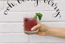 Cocktails ! / Good cocktails for crazy nights