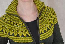Stranded & Fair Isle Knitting Patterns / A rainbow of colorwork patterns! / by Azalea & Rosebud Knits