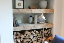 shelving and storage ideas