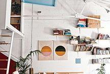 Spaces . Livings