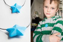 sensory necklaces / by angie weldon