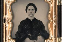 1850s: The girl with the tattooed face / The story of Olive Oatman's famous capture.