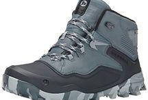 hot Merrell hiking boots