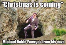 c h r i s t m a s / yehh boiiiiii santa is comin'