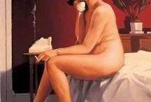 Jack Vettriano - (Jack Hoggan)