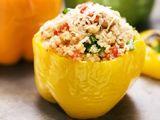 Recipes: using quinoa / by Alyssa Setia