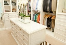 Closets | Garde robe / Clothes feel good