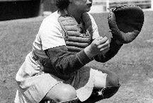 vintage women baseball