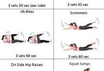 burning fat exercises