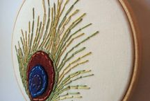 Embroidery patterns/inspiration / Embroidery - free patterns and inspiration!